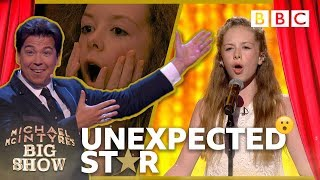 Unexpected Star: 12 year old Brooke - Michael McIntyre's Big Show: Series 2 Episode 2 - BBC One