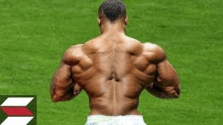 10 Strongest Athletes Who Look Like Bodybuilders
