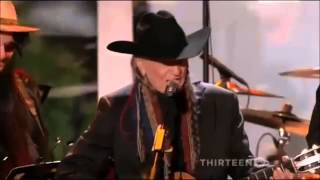 Barack Obama and Willie Nelson Honor Our Troops By Singing 'On the Road Again'
