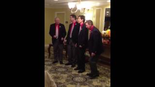 """Yes Sir, That's My Baby"" performed by the Four Chordsmen"