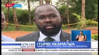 Dennis Itumbi akamatwa na maafisa wa DCI