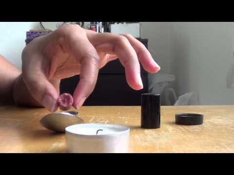 HOW to reuse old lipsticks, how to fix broken lipsticks DIY