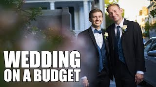 How to Plan a (Gay) Wedding on a Budget