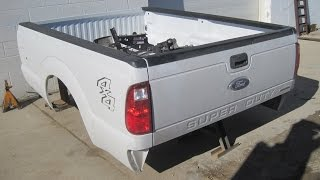 NEW 2015 Ford Superduty take off long bed from F250 F350 F450 Sold