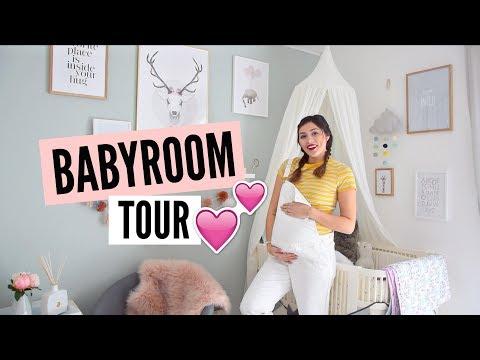BABYROOM TOUR! ▹ AnnaMaria ♡