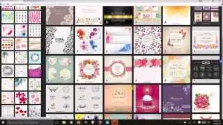 Tutorial: Como Descargar E Imprimir Tu Propio Papel Decorativo Para Scrapbooking Gratis