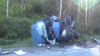 смертельные аварии Рязанская область 23 05 17