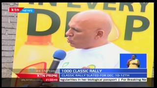 KTN Prime: Top drivers are expected to grace this years classic rally to be held in Baringo