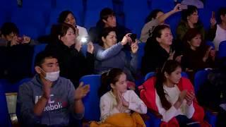 Мүмкіндігі шексіз жас әнші тағы да концерт берді / Жас толқын (21.06.2018)