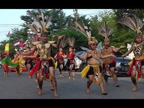 festival seni budaya    iya mulik bengkang turan di Muara Teweh
