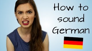 Get the Perfect German ACCENT