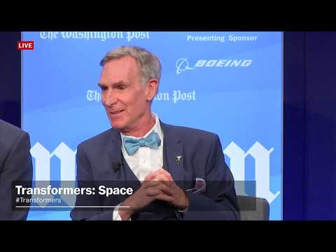 Transformers: Space - Washington Post Live Event Highlight