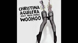Christina Aguilera - Woohoo (feat. Nicki Minaj) [Official Instrumental]