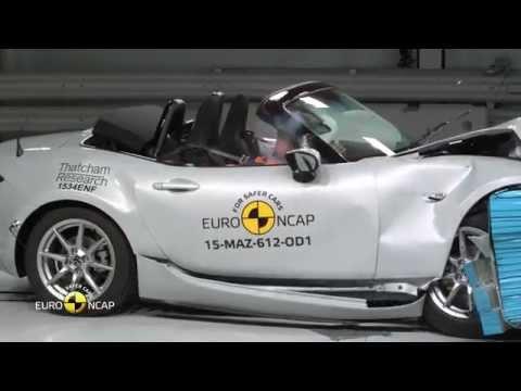 NCAP: Mazda MX-5