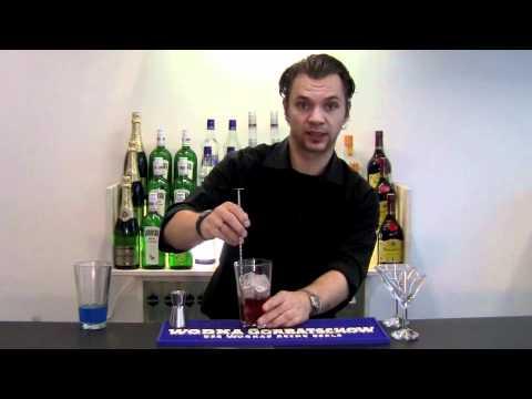 Cocktails.de - Stirr Technik (Rühren)