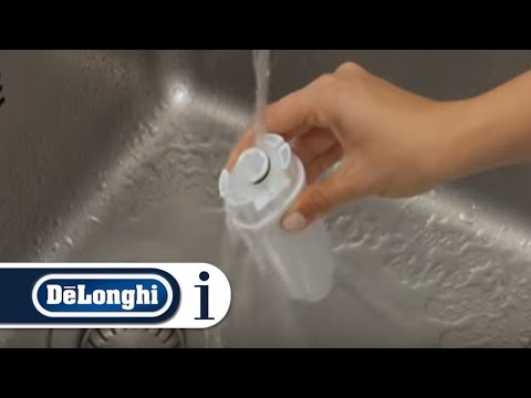 How to Install a Water Softener Filter on Your De'Longhi Magnifica S ECAM 22.110 Coffee Machine