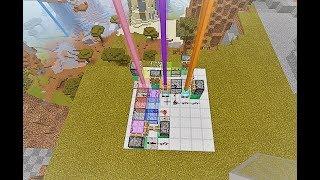 Minecraft  BÜYÜK Renk Değiştiren Fener Yapımı