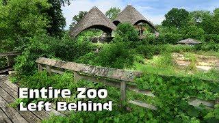 Exploring Detroits Abandoned Zoo