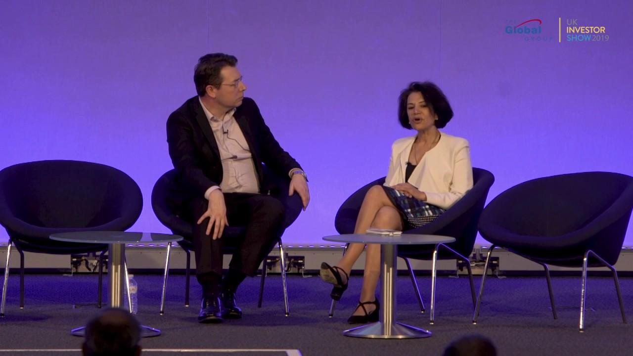 Chris Bailey in conversation with Vin Murria, Queen of Tech