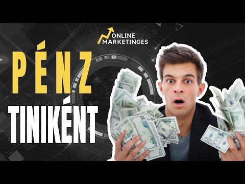 Hogyan lehet komoly pénzt keresni az interneten