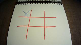 How To Win at Tic-Tac-Toe everytime or at least not lose