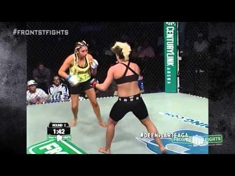 FRONT STREET FIGHTS 8: Ashley Deen vs. Veta Arteaga