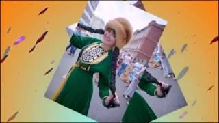 Башкирский женский костюм Bashkir damski kostium