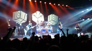 Dream Theater live Helsinki 2012 - War inside my head + The test that stumped them all HQ
