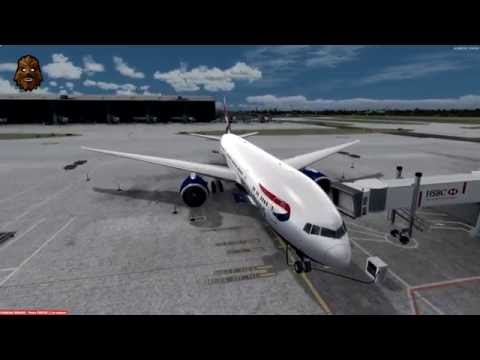 Steam Community :: Video :: [P3D v3 3] London Heathrow (EGLL