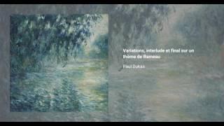 Variations, interlude et final sur un thème de Rameau