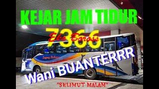 preview picture of video 'Kejar Jam Tidur, Sugeng Rahayu 'EKO BOROSS' Wani Banter. {Trip Report SR7366 Solo-Surabaya}.'