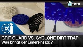 Grit Guard vs. Cyclone Dirt Trap   Was bringt ein Eimereinsatz wirklich   Grit Guard Alternative