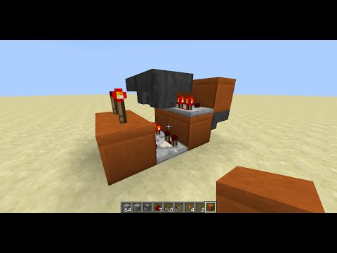 Minecraft Tutorial - Silent Hopper Timer