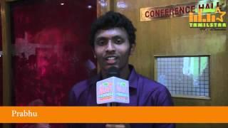 Prabhu at Aaivu Koodam Movie Audio Launch