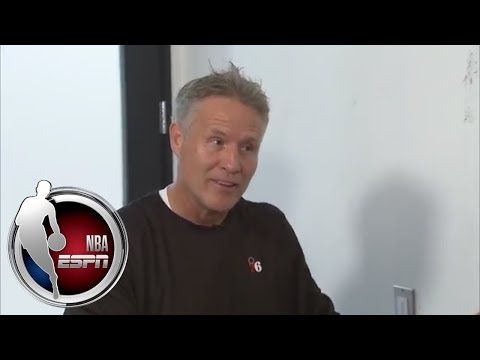 76ers head coach Brett Brown shares game day routine and how he keeps players unselfish | ESPN