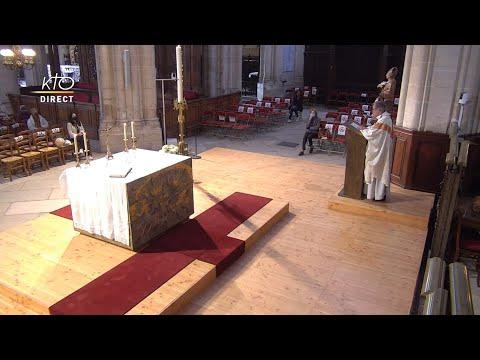 Messe du 23 avril 2021 à Saint-Germain-l'Auxerrois