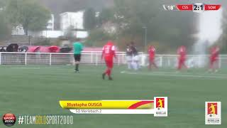 CS Stiring vs SO Merlebach 2 - D2 Gr G - 23/09/2018