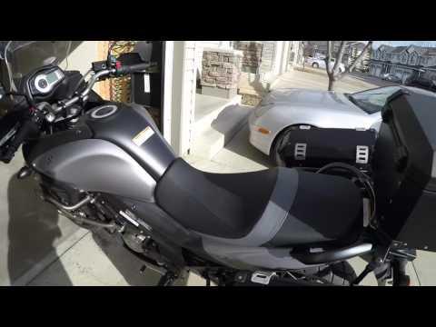 Brand new Suzuki V-Strom