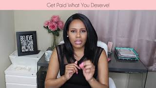 "Get Paid What You DESERVE || ""Coffee with Jess"" Entrepreneur & Marketing Advice Vlog"