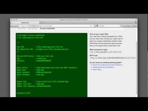 fortrabbit – PHP-Hosting-Plattform in der Cloud