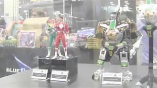 Hasbro Toys at Power Morphicon