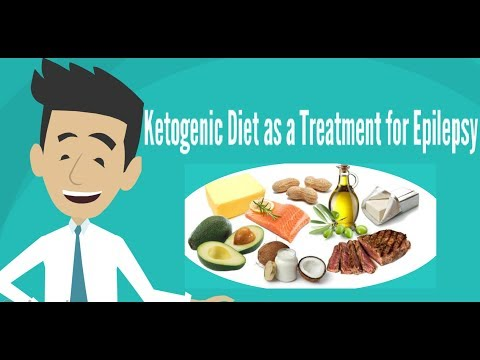 Ketogenic diet as treatment for epilepsy