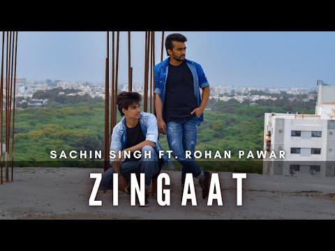Zingaat - Hindi/Marathi | Sachin and Rohan | Dhadak/Sairat | Ajay-Atul