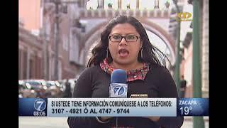 Familia guatemalteca busca a hombre desaparecido