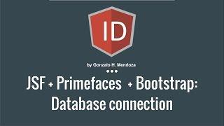 JSF + Primefaces : Datatable with Database