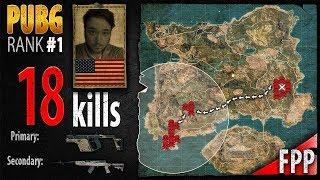 PUBG Rank 1 - Synevil 18 kills [NA] Duo FPP - PLAYERUNKNOWN