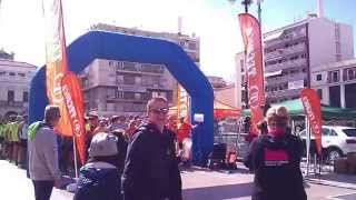 preview picture of video 'City Trail Patras 2015 εκκίνηση'