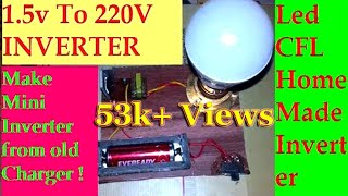 Download Video 1.5v Mini Inverter for Led & Cfl MP3 3GP MP4