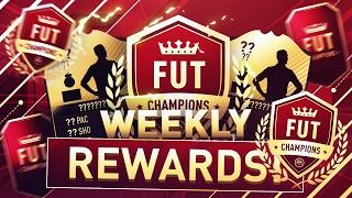 BEST PREMIER LEAGUE TEAMS FOR THIS WEEKEND?! - FIFA 17 FUT CHAMPIONS REWARDS