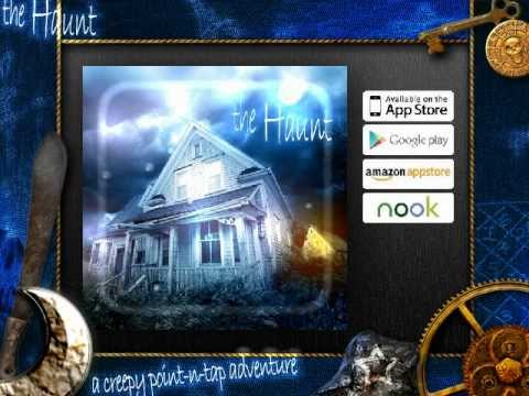 The Haunt - A creepy new point-n-click adventure - Check out